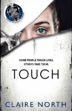 touch claire north cover